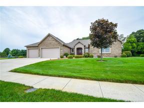 Property for sale at 2801 Stonebridge Drive, Troy,  Ohio 45373