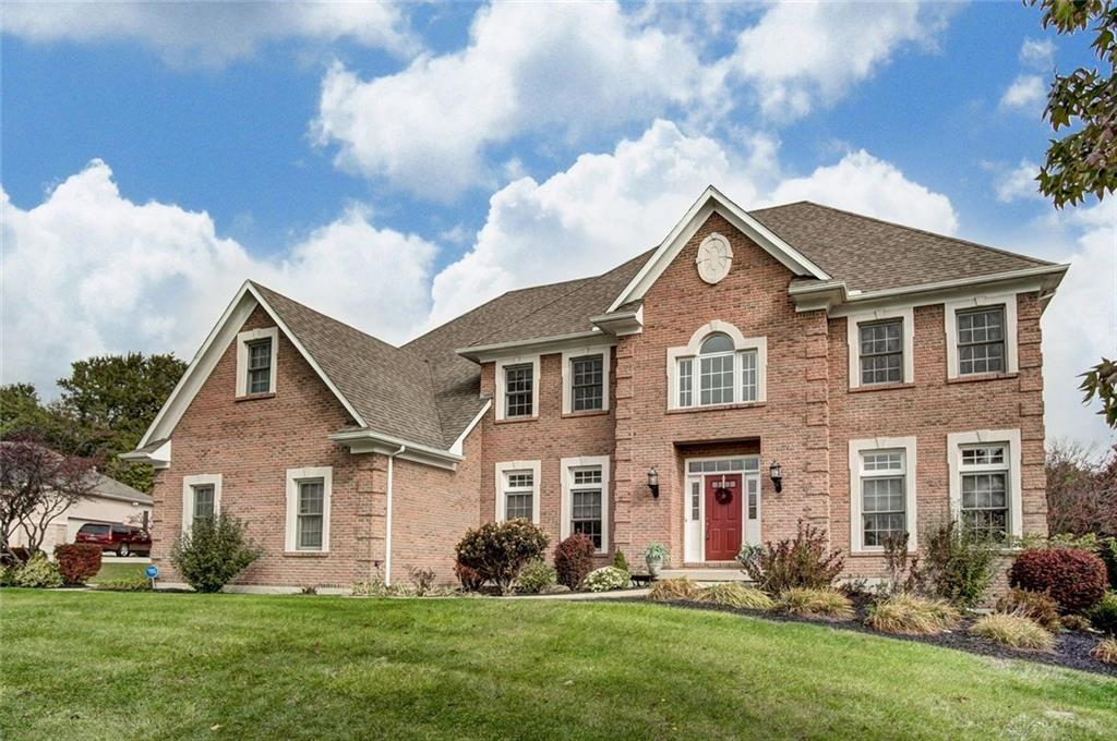 Photo of home for sale at 1939 Fountain View Drive, Butler Township OH