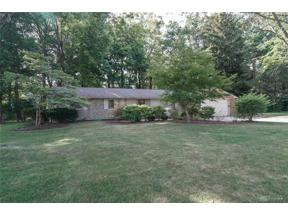 Property for sale at 2552 Marscott Drive, Centerville,  Ohio 45440