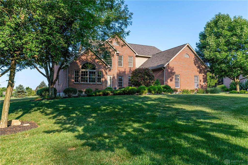 Photo of home for sale at 7363 Stone Ridge Drive, Clearcreek Twp OH