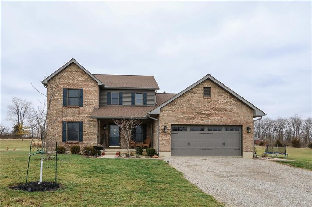 Photo of home for sale at 9868 Camden Darrtown Road, Camden OH