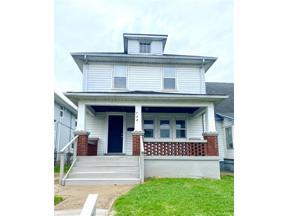 Property for sale at 724 Kammer Avenue, Dayton,  Ohio 45417