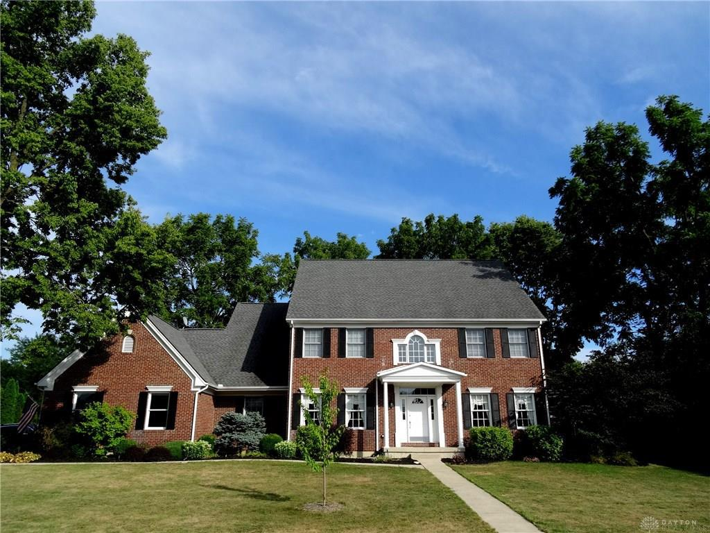 Photo of home for sale at 2840 Kensington Court, Troy OH