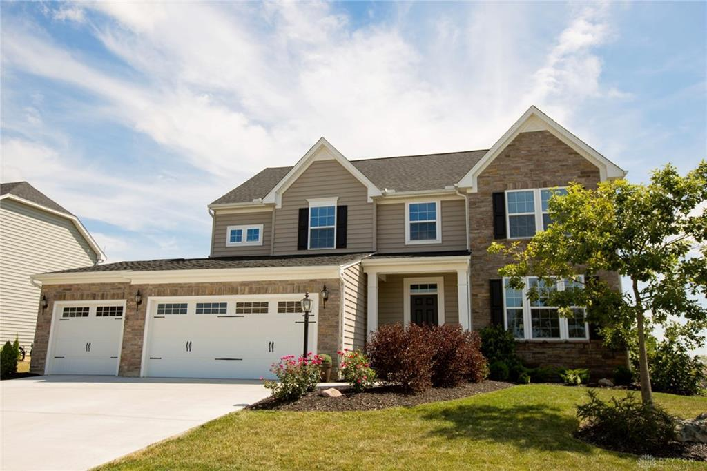Photo of home for sale at 3630 Wood Reed Drive, Tipp City OH