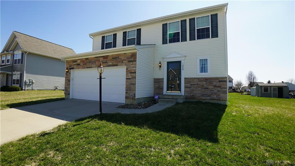 Photo of home for sale at 1868 Village Lane, Piqua OH