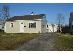 Property for sale at 116 Circle Drive, West Carrollton,  Ohio 45449
