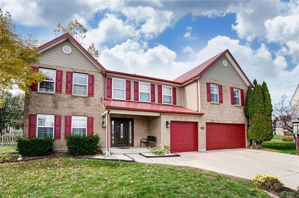 Photo of home for sale at 6903 Coburn Court, Dayton OH