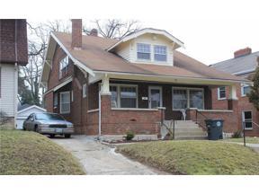 Property for sale at 51 Woodcrest Avenue, Dayton,  Ohio 45405