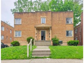 Property for sale at 412 Norman Avenue, Dayton,  Ohio 45406
