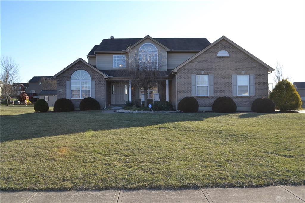 Photo of home for sale at 4969 Samantha Court, Liberty Twp OH