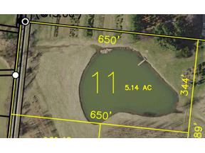 Property for sale at Lot 11 Nixon Camp Road, Turtlecreek Twp,  Ohio 45054