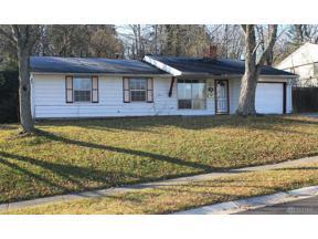 Property for sale at 1140 Primrose Drive, West Carrollton,  Ohio 45449