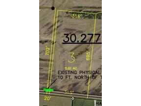 Property for sale at Lot 3 Nixon Camp Road, Turtlecreek Twp,  Ohio 45054