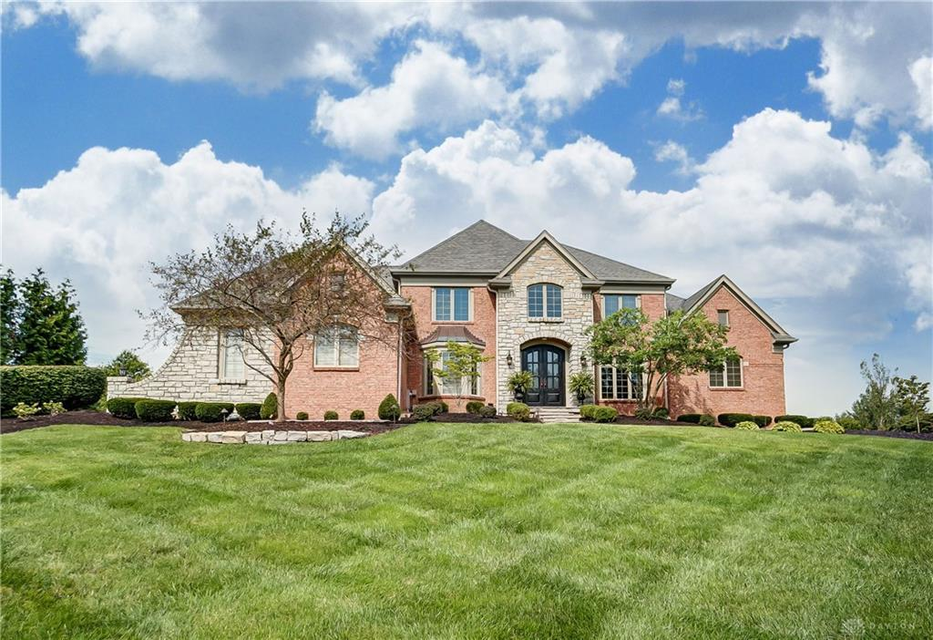 Photo of home for sale at 4591 Maxwell Drive, Mason OH