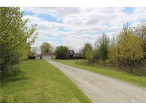 Property for sale at 3927 Straley Road, Cedarville Twp,  Ohio 45385