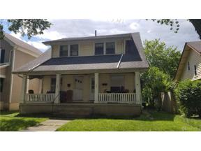 Property for sale at 1249 Arbor Avenue, Dayton,  Ohio 45420