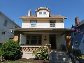 Property for sale at 847 Hodapp Avenue, Dayton,  Ohio 45410