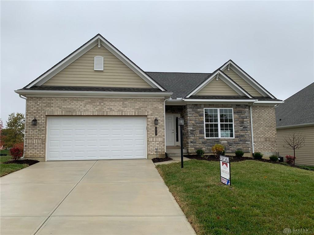 Photo of home for sale at 10157 Chedworth Drive, Washington Twp OH