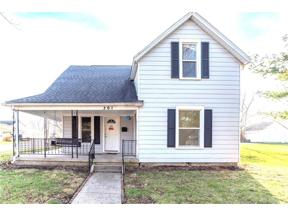 Property for sale at 301 Williams Street, Troy,  Ohio 45373