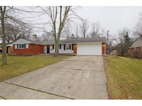 Property for sale at 4317 Burchdale Street, Kettering,  Ohio 45440
