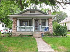 Property for sale at 337 Elm Street, West Carrollton,  Ohio 45449