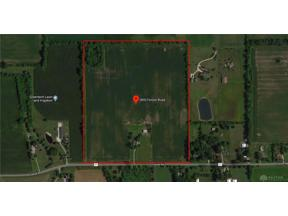 Property for sale at 2805 Fenner Road, Troy,  Ohio 45373