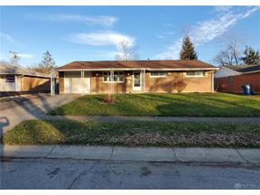 Property for sale at 6504 Hemingway Road, Huber Heights,  Ohio 45424