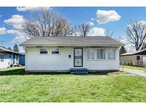 Property for sale at 4122 Otis Drive, Dayton,  Ohio 45416
