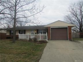 Property for sale at 448 Gregory Avenue, New Lebanon,  Ohio 45345