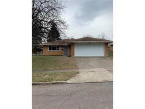 Property for sale at 2790 Sutton Avenue, Kettering,  Ohio 45429