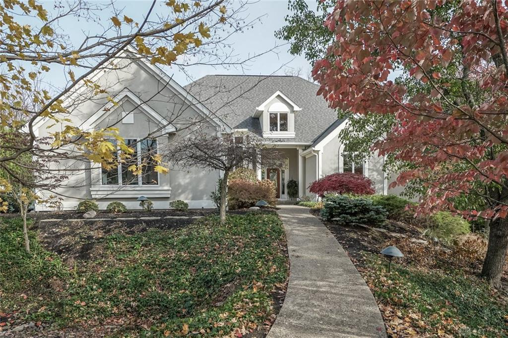 Photo of home for sale at 7294 Harbour Town Drive, West Chester OH