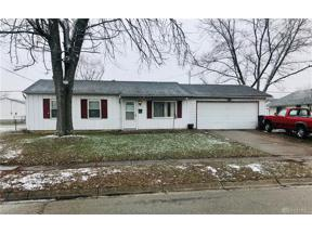 Property for sale at 743 Hyer Street, New Carlisle,  Ohio 45344
