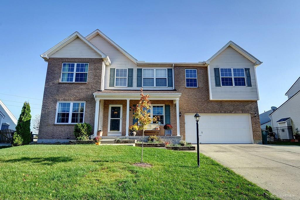 Photo of home for sale at 6933 Greeley Avenue, Huber Heights OH