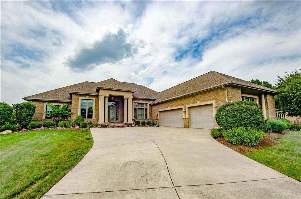 Photo of home for sale at 507 Old Harbor Court, Washington Twp OH