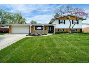 Property for sale at 469 Warm Springs Drive, Fairborn,  Ohio 45324