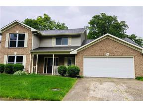 Property for sale at 8816 Deer Valley Drive, Dayton,  OH 45424