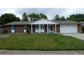 Property for sale at 1245 Northbrook Lane, Troy,  Ohio 45373
