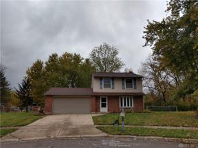 Property for sale at 4800 Creeknoll Court, Huber Heights,  Ohio 45424