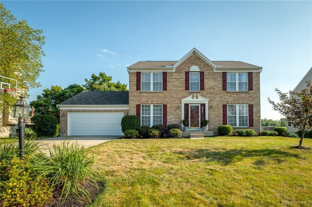 Photo of home for sale at 2240 Pacer Court, Beavercreek OH