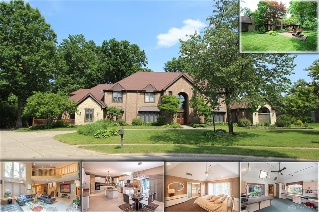 Photo of home for sale at 457 Lighthouse Trail, Washington Twp OH