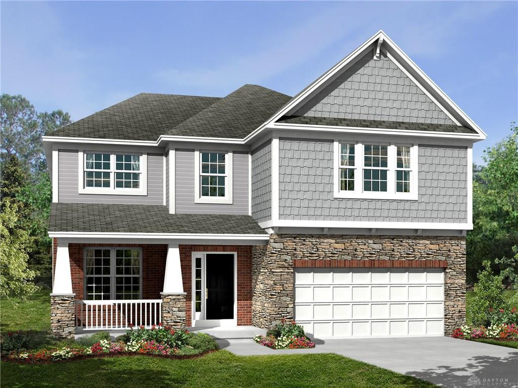 Photo of home for sale at 1585 Windham Lane, Beavercreek Township OH