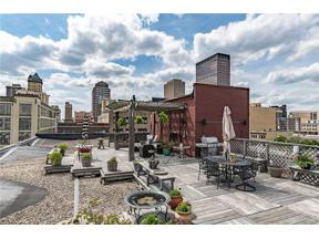Property for sale at 18 Saint Clair Street Unit: 202, Dayton,  Ohio 45402