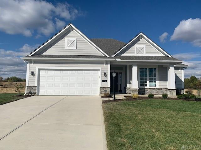 Photo of home for sale at 991 Reeder Circle, Washington Twp OH