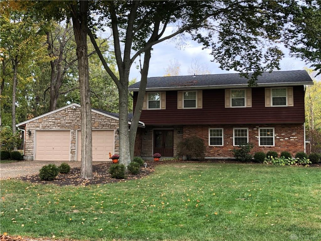 Photo of home for sale at 8954 Deep Forest Lane, Washington Twp OH