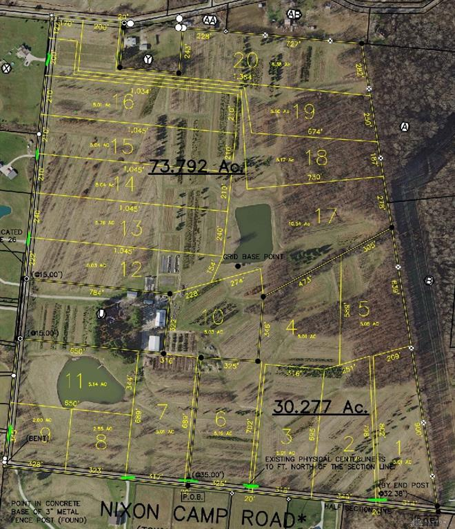 Photo of home for sale at Lot 20 Nixon Camp Road, Turtlecreek Twp OH