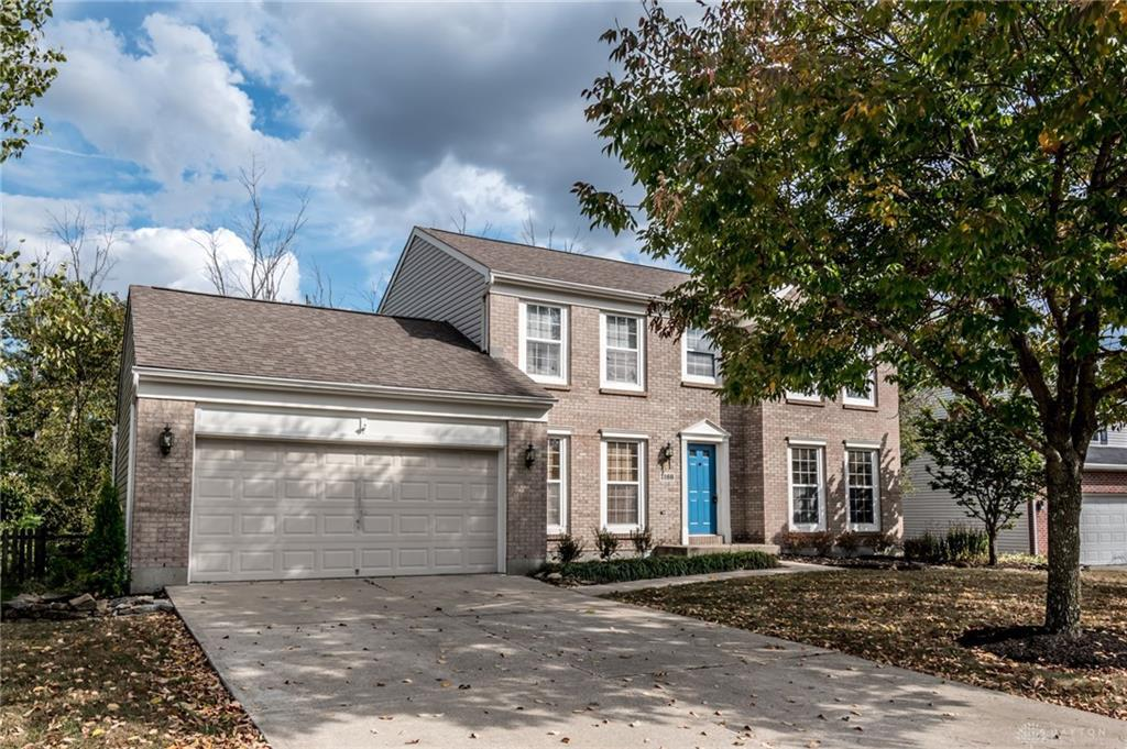 Photo of home for sale at 1166 Poplar Hill Drive, Lebanon OH