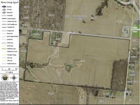 Property for sale at 87 Acres Jack Road, Lebanon,  Ohio 45036