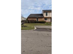 Property for sale at 1662 A Longbow Lane Unit: A, West Carrollton,  Ohio 45449