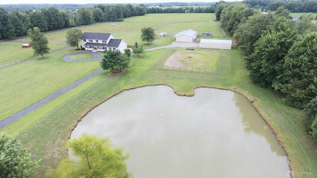 Photo of home for sale at 7475 Ross Road, Oregonia OH