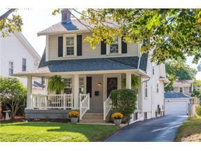 Property for sale at 312 Monteray Avenue, Oakwood,  Ohio 45419